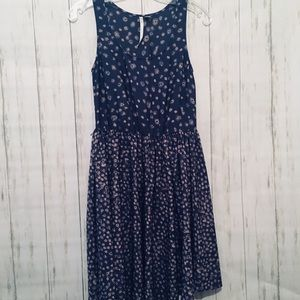 LC Lauren Conrad Floral Swing Dress - 2